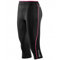 Spodnie/Getry Damskie Skins A200 Compression 3/4 Tights